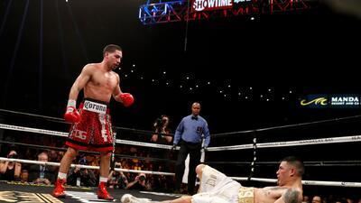 Moretones y nocauts: Lo que se vivió el fin de semana en el boxeo