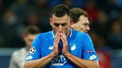 En fotos: Shakthar Donestsk vence a un Hoffenhem que dice adiós a la Champions League