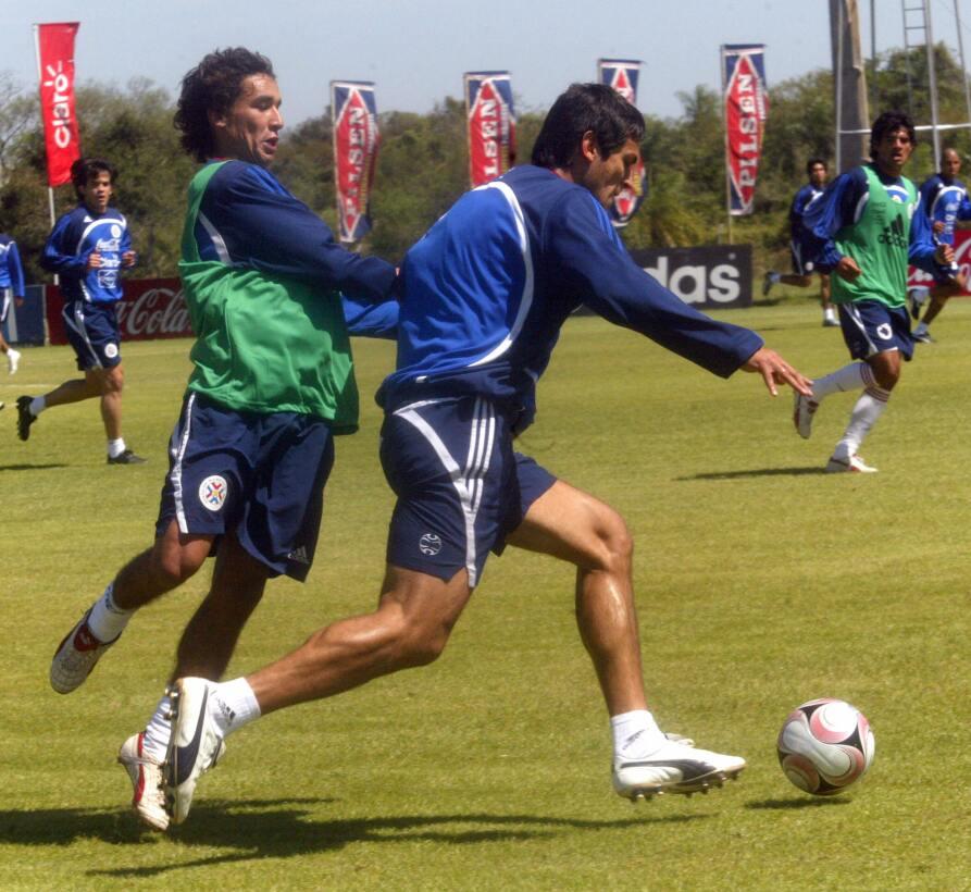Grandes figuras del fútbol mundial que disputaron Sudamericano Sub-20 Ge...