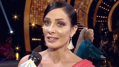 Dayanara Torres aclara cómo van los preparativos de su boda ahora que está tan ocupada con Mira Quién Baila