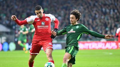 Jugadores del Mainz sufren gritos racistas en Hannover