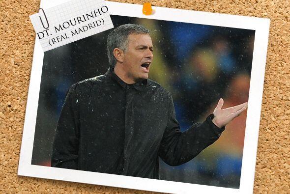 Estos 11 talentosos son dirigidos por José Mourinho, quien en el triunfo...