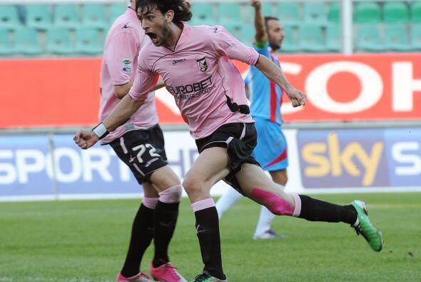 Pastore es de los mejores futbolistas del 'Calcio' en este torneo y lo d...