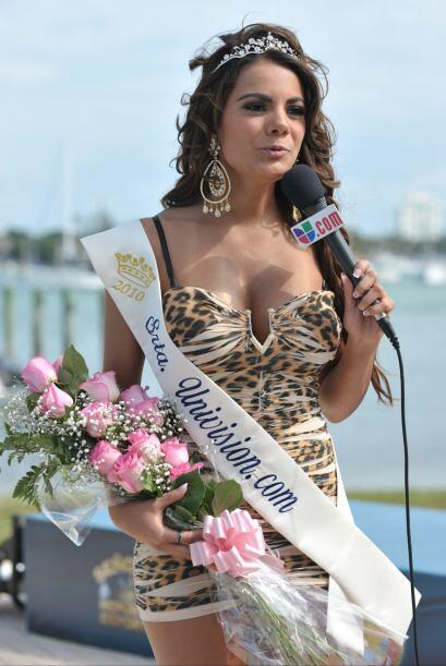 Esther Lanuza fue la más votada por los usuarios de Univision.com