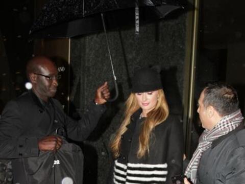 Paris Hilton se encuentra haciendo de las suyas por Italia. Así l...