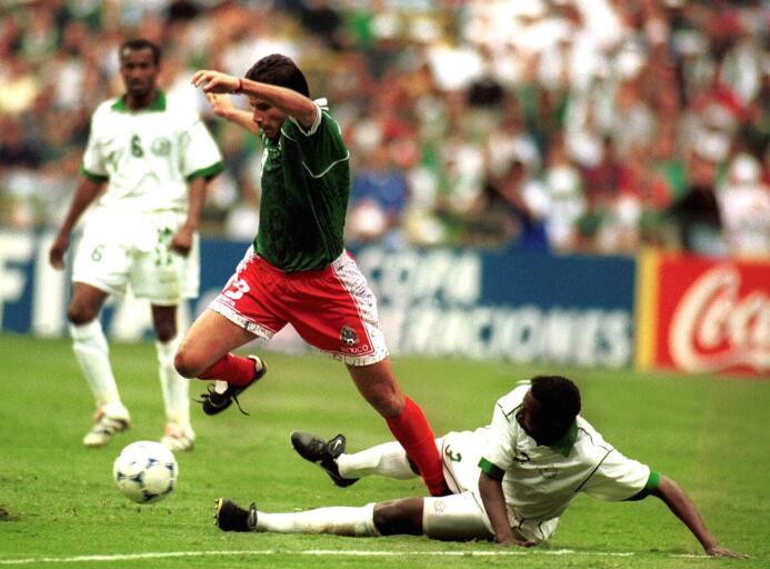 Así fue el título de México en la Copa Confederaciones de 1999 19990725_...