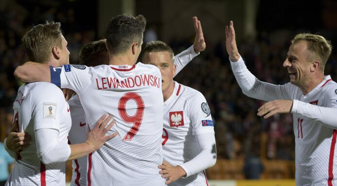 16. Polonia (UEFA) - 1,992,138 seguidores