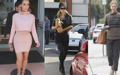 El Fashionometro, los mejores y peores vestidos de la semana con Rodner...