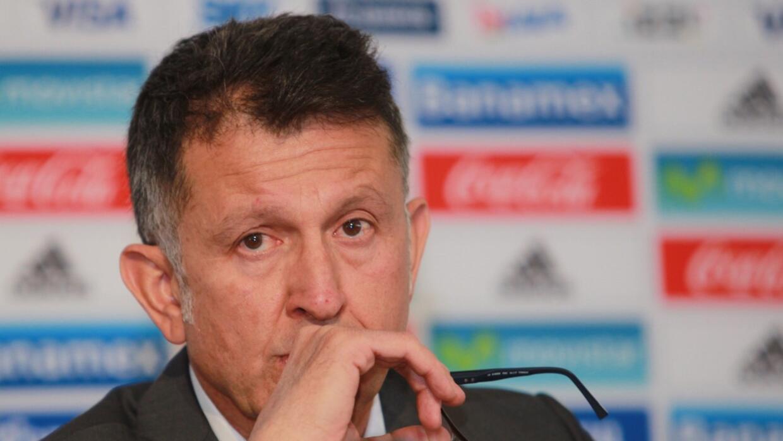 Osorio pensó en Pizarro y Sosa para el Tri