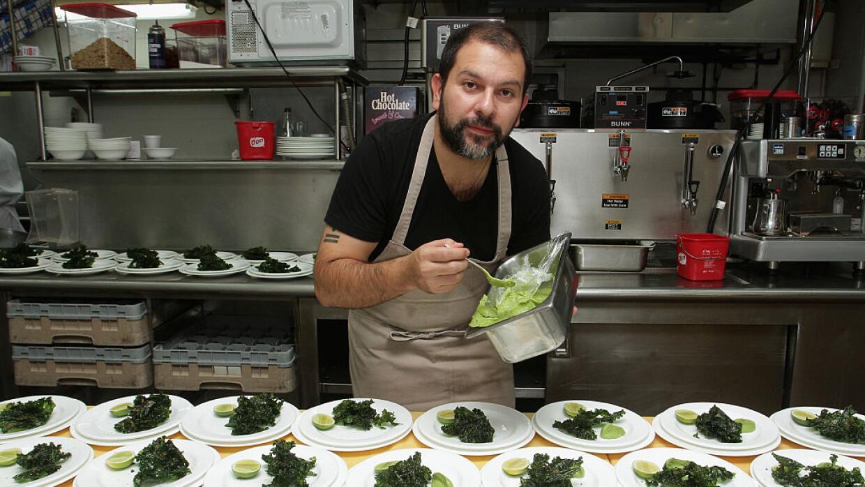 Enrique Olvera en South Beach Wine & Food Festival 2016.