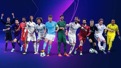 UEFA da a conocer las ternas a los mejores jugadores posición por posición de la Champions 17-18
