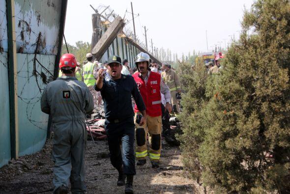El resultado fue la muerte de 77 personas. (Con información de agencias).