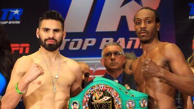 Para la historia: Ramírez e Imam dan el peso para la pelea dos mil del CMB
