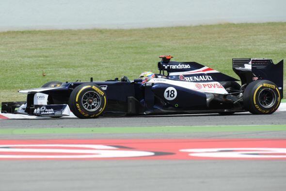 La buena estrategia de Maldonado lo mantuvo a la cabeza.