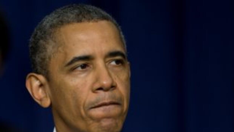Presidente Obama sobre el tiroteo en base militar en Washington, DC