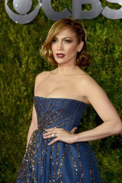 What!? Se trataba de Jennifer Lopez.