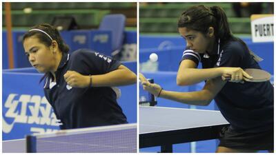 Equipo femenino de tenis de mesa de Puerto Rico