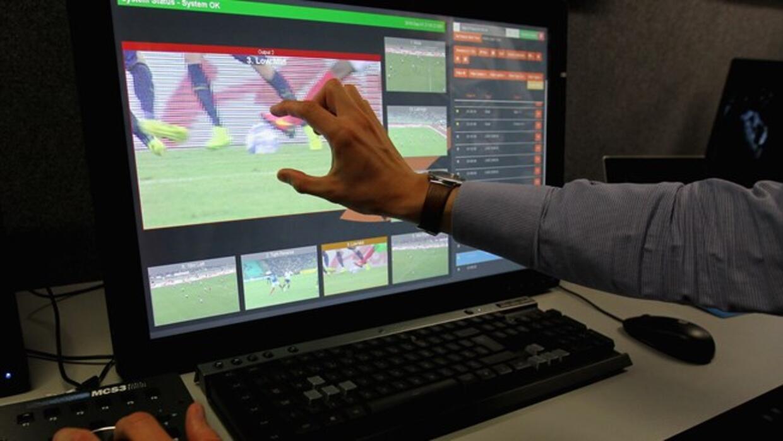 Tecnología en el fútbol