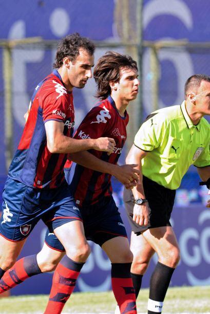 Cerro Porteño integra el Grupo Cinco junto al venezolano Deportivo Petar...