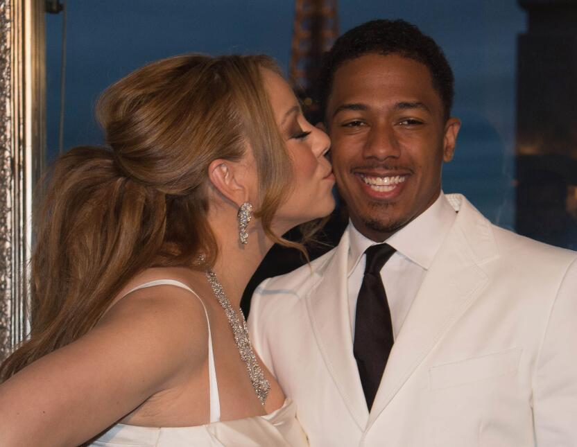 Mariah y Nick