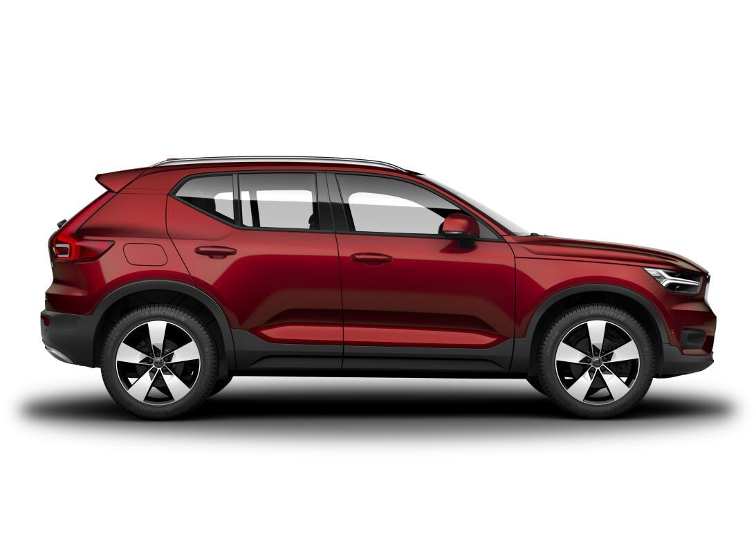 Esta es la nueva Volvo XC40 en fotos the-new-volvo-xc40-momentum-fusion-...