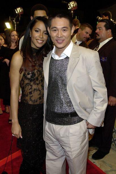 """También inició carrera en Hollywood con """"Romeo Must Die"""" junto a Jet Li..."""