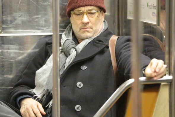 Tom Hanks acaba de terminar una película con Steven Spielberg, am...