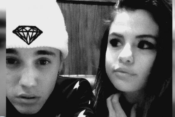 Luego de ver a Selena Gómez  en los Premios Oscar 2014, Justin Bieber de...