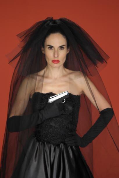 Estas fuerons las caras de Ana Serradilla como Griselda Blanco, la mujer...