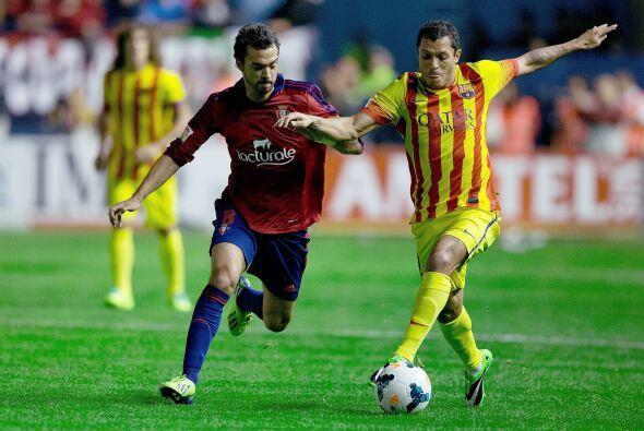 Barcelona viajó a Pamplona para buscar ante Osasuna un nuevo r&ea...