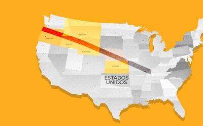 ¿Te perdiste el eclipse? Estas son las mejores postales de su paso por EEUU