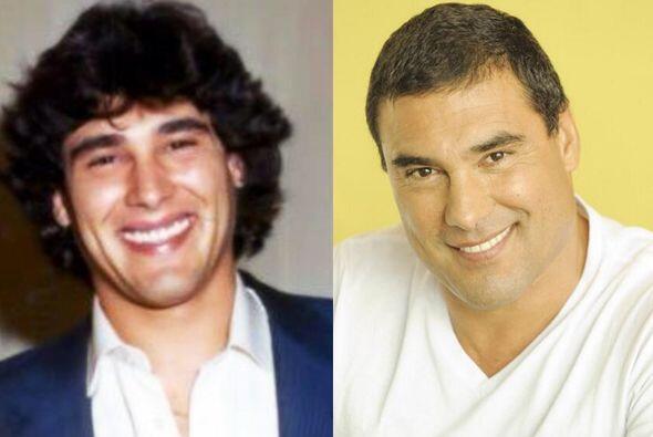 Eduardo Yáñez ha cambiado mucho pero, ¡cada vez est&...