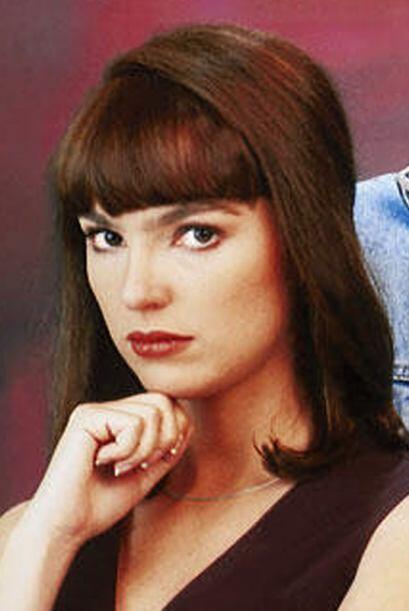 """Gabriela Hassel tuvo su primera oportunidad en las telenovelas con """"Simp..."""