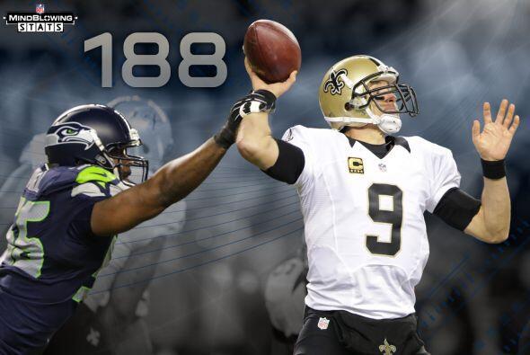 8. La venganza de los Saints: Los Seahawks derrotaron a los Saints en la...