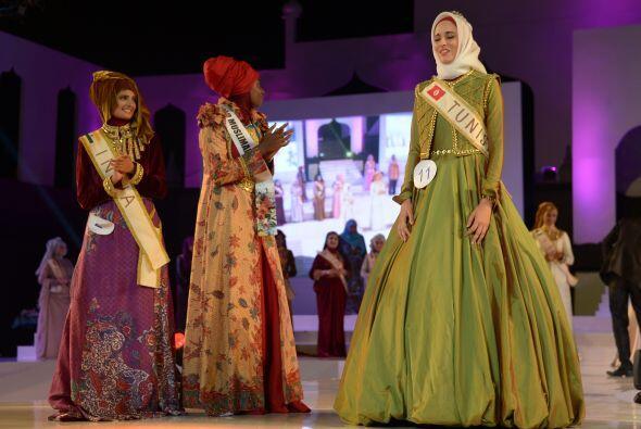 El concurso tuvo lugar en Yakarta, Indonesia.