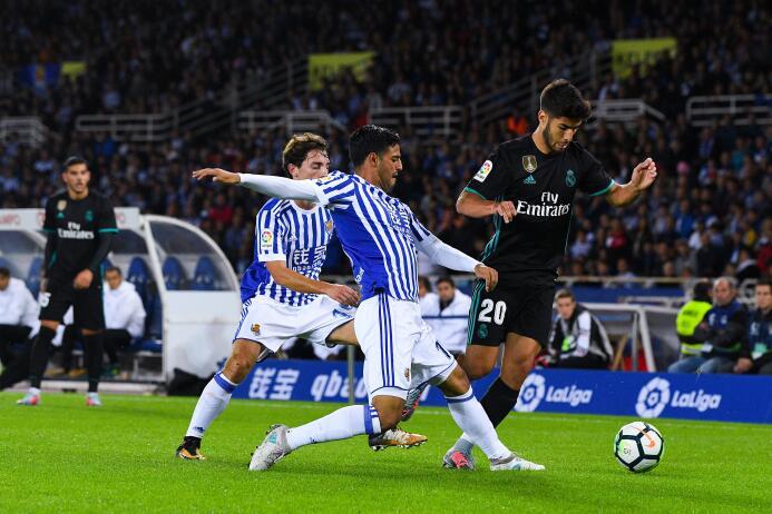 Domingo 5 de noviembre - 12:30 p.m.CT / Real Sociedad Vs. Eibar: Carlos...