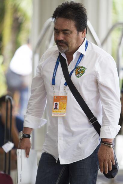 René Isidoro García como directivo de Chiapas FC, hizo contrataciones in...