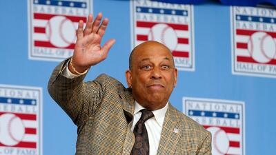 Expelotero puertorriqueño y miembro del Salón de la Fama del béisbol.
