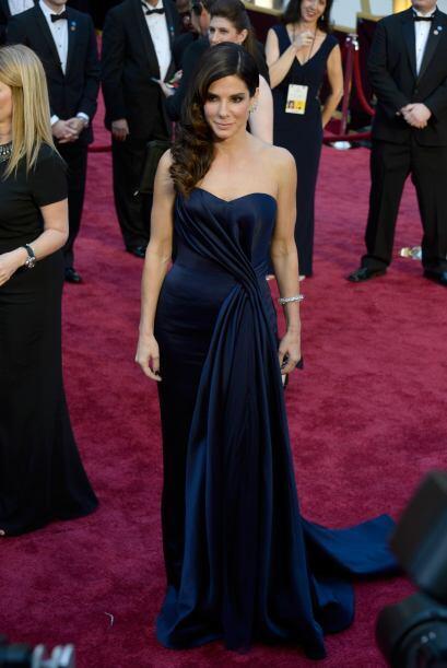 En esta ocasión, Sandra Bullock pudo brillar en la lista de las mejores...