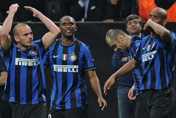 Ni el público presente lo podía creer. El Inter estaba derrotando con au...