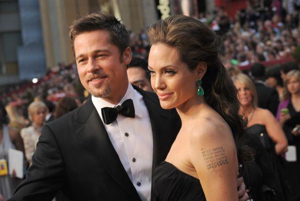 Las intenciones de Angelina Jolie eran buenas… Quiso borrar de su cuerpo...
