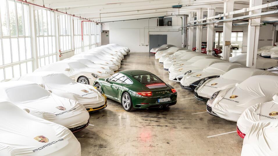 Porsche fabricó la unidad número un millón de su legendario 911 high_one...