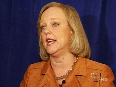 20.-MEG WHITMAN: Tiene 57 años. Es la actual CEO de Hewlett Packa...