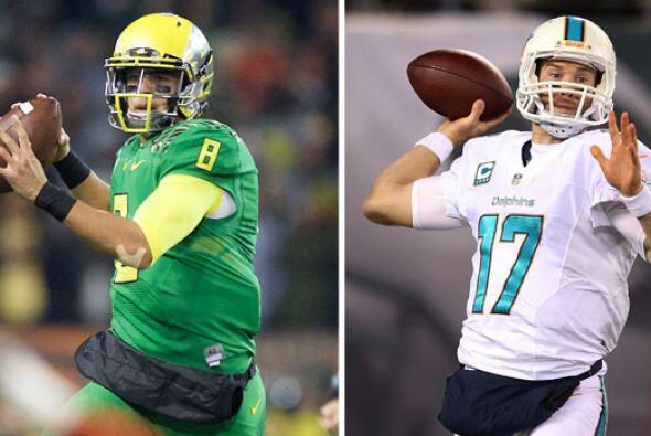 NFL COMP: Ryan Tannehill, QB, Miami Dolphins (AP-NFL).