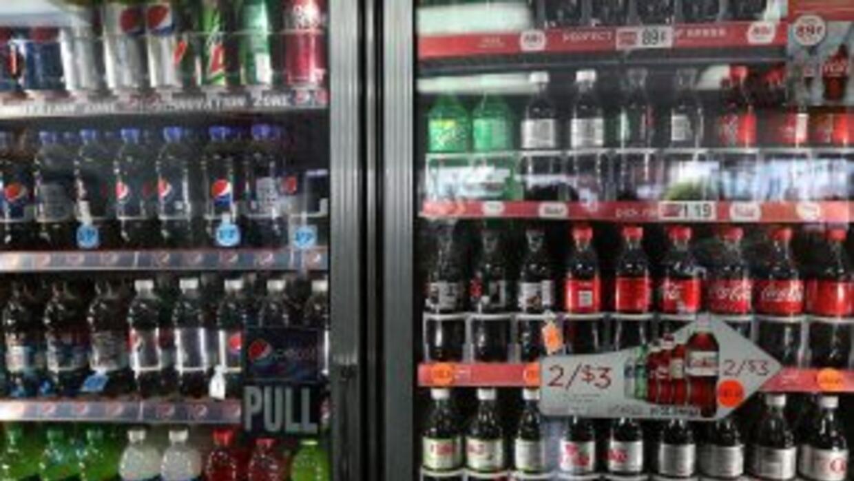 Coca-Cola, PepsiCo y Dr Pepper, los mayores fabricantes de gaseosas o re...