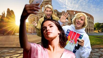 Justin Bieber se reconcilia con Hailey Baldwin, mientras que Selena Gómez se despeja en Italia
