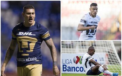 Pumas decepciones Apertura 2017