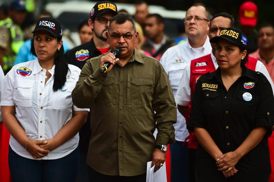 Ministro de Relaciones Interiores de Venezuela