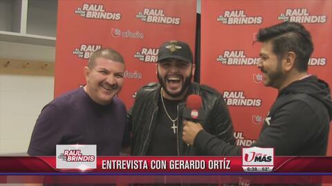 Gerardo Ortiz llegará con tejana y botas a Premio Lo Nuestro