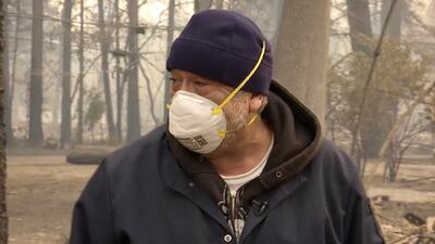 Sube a 56 la cifra de muertos por incendios en el norte de California